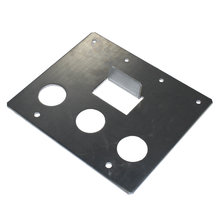 AM14U Family Vertical Battery Mount Bottom Plate